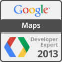 GDE Maps Badge 2013